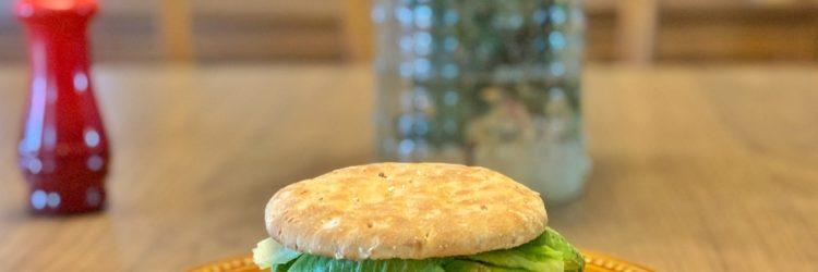 Easy Bean Veggie Burgers